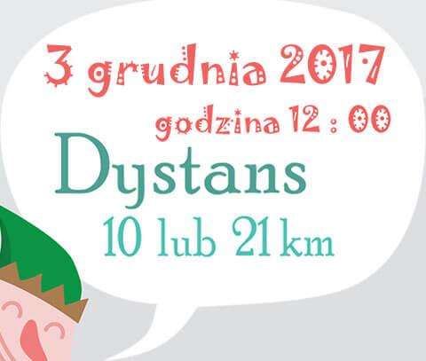 Łódzki bieg mikołajów 2017