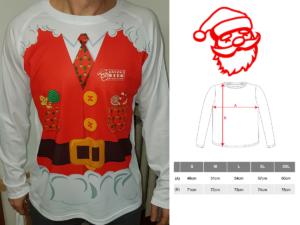 Łódzki Bieg Mikołajów koszulka
